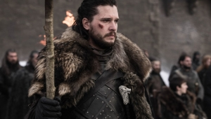 Game of Thrones'un Jon Snow'u rehabilitasyon merkezinde