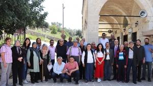 Huzurevi Sakinleriyle Buluşma etkinliği gerçekleştirildi