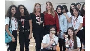 Kız Lisesi Adım Adım Türkiye Şampiyonasına Gidiyor