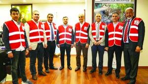 Kocaispir: Türk Kızılayı dünyadaki yüz akımız