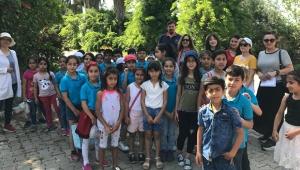 Öğrenciler İngilizce eğitimine macera ve eğlenceyi de ekledi