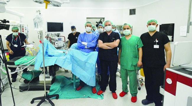 Prostat ameliyatlarında popelür yöntem: HOLEP