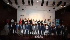 'Sanayiye Uygulanabilir Öğrenci Proje Yarışması' ödülleri sahiplerini buldu