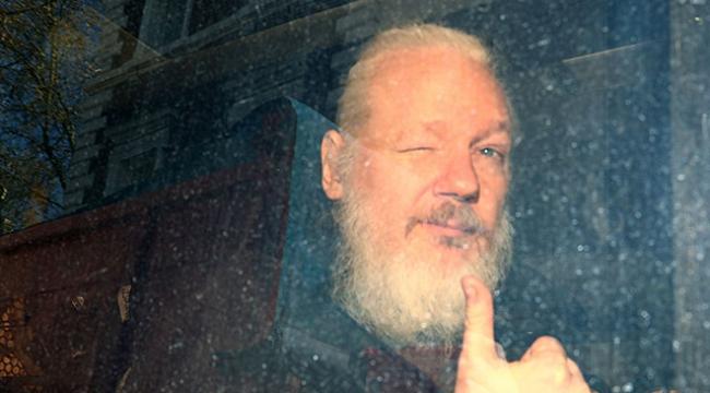 WikiLeaks kurucusu Assange'a verilen ceza belli oldu