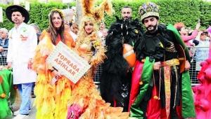 8'nci Uluslararası Portakal Çiçeği Karnavalı 3 Nisan'da başlayacak