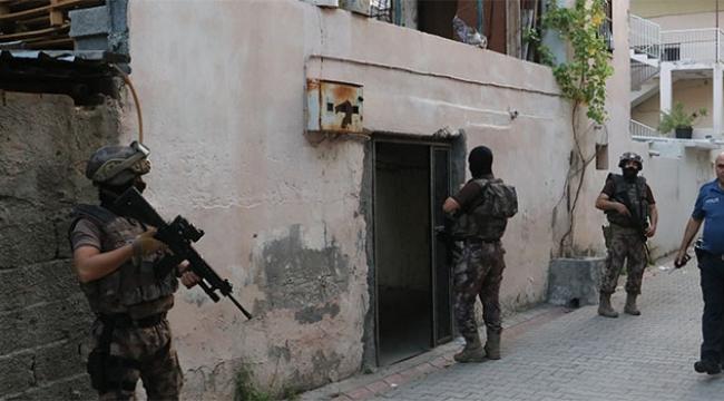 80 ayrı suçtan aranan şahıs Adana polisinden kaçamadı