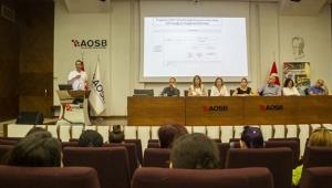 AOSB'de 'Çevre Mevzuatı  İstişare Toplantısı' yapıldı
