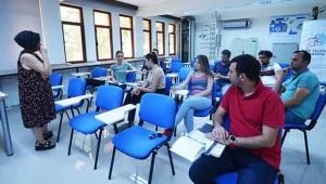 AOSB'de İngilizce kursu