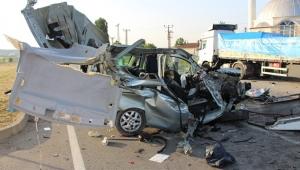 Bayram tatilinin ilk 2 gününde trafik kazası rekoru kırıldı