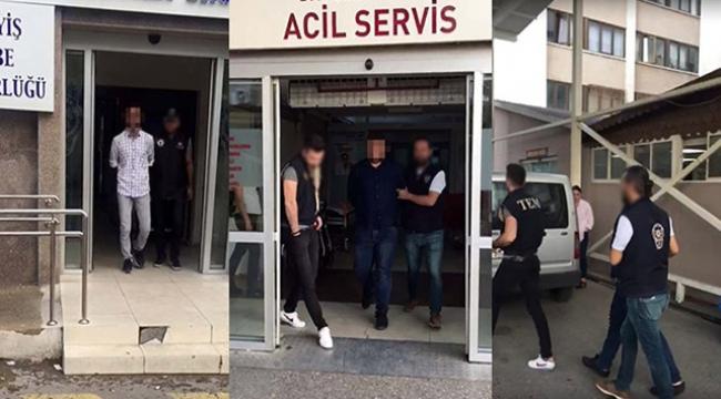 Dev Operasyon: Eylem hazırlığındaki 12 PKK'lı yakalandı