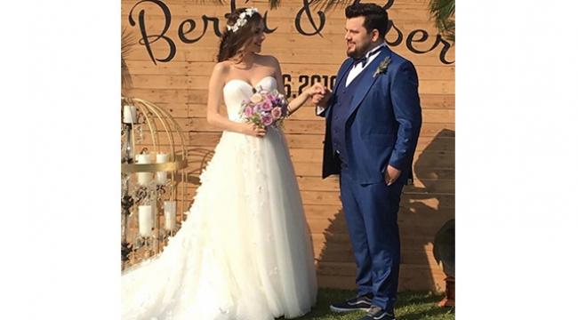 Eser Yenenler evlendi, o dansı sosyal medyada gündem oldu