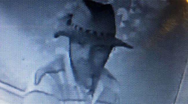 Hırsız 16 kamerayı durdurdu unuttuğu 1 kamera ile yakalandı