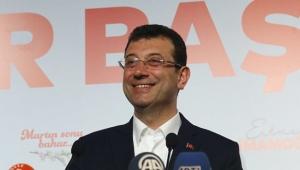 İBB başkanı Ekrem İmamoğlu oldu