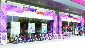 Joker; Joker Baby konseptiyle 63. mağazasını Adana'da açtı!