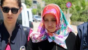 Sevgilisini bıçaklayarak öldüren kadın tahliye edildi