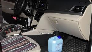 Sürücünün ehliyetine 2054 yılına kadar el konuldu