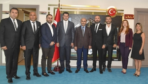 Vali Demirtaş, Adana ekonomisini görüştü