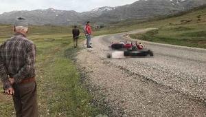 Yaşlı adam yolun ortasında ölü bulundu