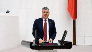 Ayhan Barut, Ukrayna'daki mağduriyeti gündeme getirdi