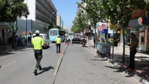 Bomba benzeri düzenek polisi harekete geçirdi