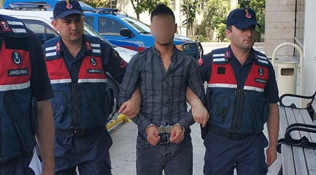 Cezaevinden kaçtı kız kaçırınca yakalandı
