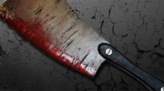 Cinayette satır detayı kan dondurdu