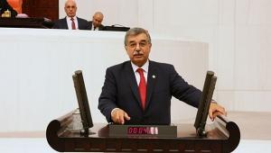 Çulhaoğlu, gündem dışı söz aldı
