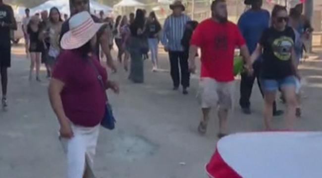 Festivale silahlı saldırı: 4 ölü