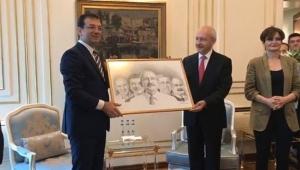 Kılıçdaroğlu'ndan İmamoğlu'na ilk ziyaret