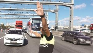 Makas atan sürücüye 9 bin lira ceza
