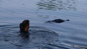 Nehirde kadın cesedi bulundu