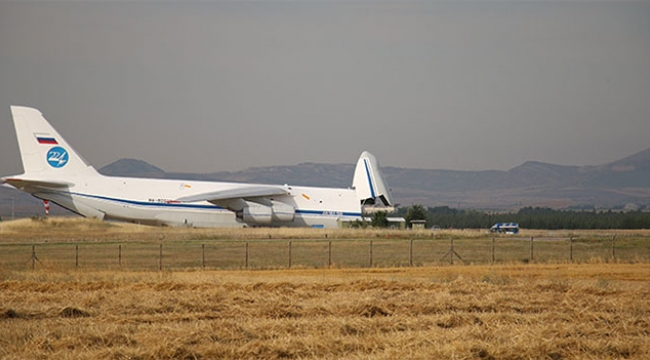 Onbirinci uçak Mürted Hava Üssü'ne indi