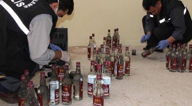 Sahte içki öldürmeye devam ediyor