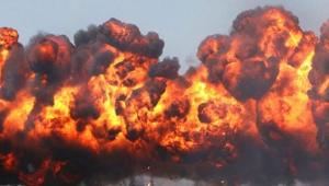 Yol kenarına tuzakladığı bomba patladı 34 sivil hayatını kaybetti