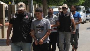 Adana'da terör örgütü DEAŞ operasyonu