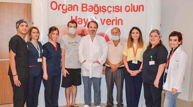Adana Şehir Hastanesi'nde başarılı böbrek nakli