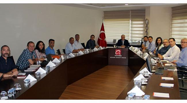 Adana'ya 'yenilik merkezi' kurulacak