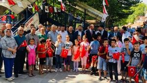 Atatürk'ün Pozantı'ya gelişi kutlandı