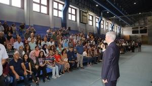 Çukurova Üniversitesinde kayıt heyecanı başladı