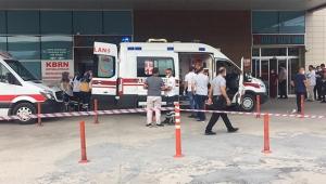 Devlet hastanesinde tavuk karantinası