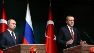 Erdoğan, Rusya lideri Putin ile telefonda görüştü