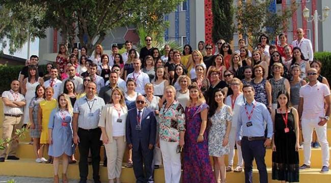 Erkan'da ilk ders öğretmenlere