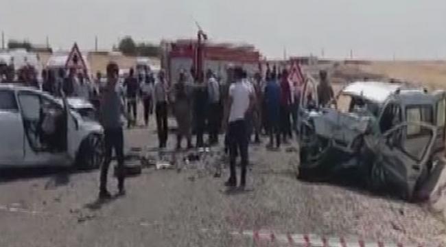Feci kaza 3 ölü, 9 yaralı