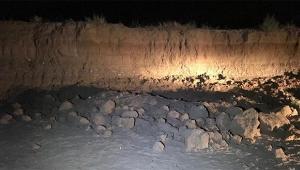 İki çocuk toprak kayması sonucu hayatını kaybetti