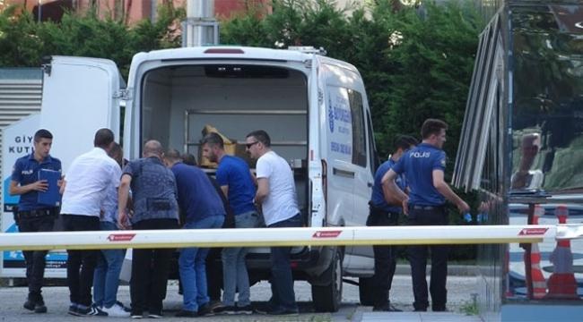 Otelde silahlı kavga bir kişi öldürüldü