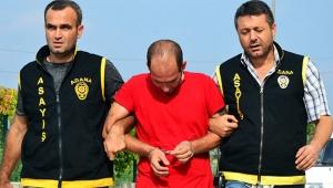 Suç makinesi Adana'da yakalandı