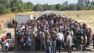 Suriyelilerin ülkelerine geçişleri yoğunlaştı