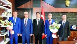 Adana Adliyesi Gazileri Unutmadı