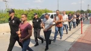 Adana'da FETÖ'nün askeri yapılanmasına operasyon