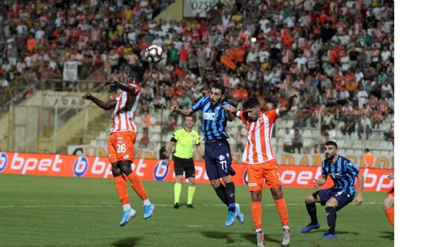 Adana derbisinde gol yok:0-0